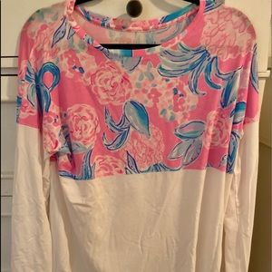 Lilly Pulitzer Finn for Breast Cancer
